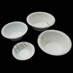 Round Acrylic Bowl