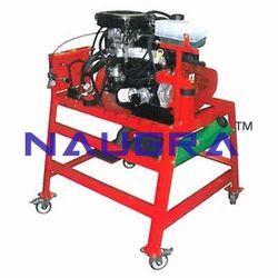 petrol engine rig ford fiesta engineering lab training syst