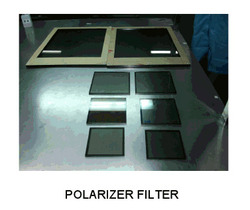 Polarizer 3D Filter
