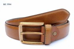 Light Brown Leather Belts
