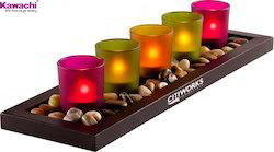 LED Candle Tray Light