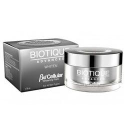 Bxl Cellular Whitening Pack Whitens Skin