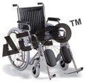wheelchair detachable arm rest
