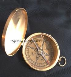 Nautical Flap Compass