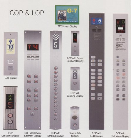Elevator COP & LOP