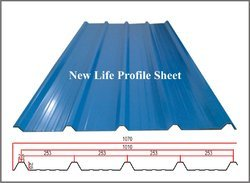 Weatherproof Galvanized Sheet