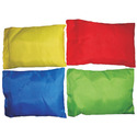 nylon plain bean bags