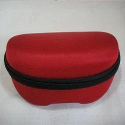 Red Sunglass Case
