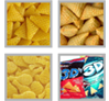 Extruded Multi-dimensional  Pellet Snacks production line