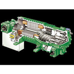 Refrigeration Screw Compressor