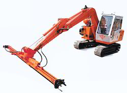 PRD EX 500 Excavator Mounted Drilling Rig