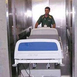 Hospital lift in pune maharashtra suppliers dealers for Elevator bed plans
