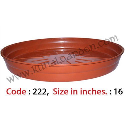 Round Bottom Plates