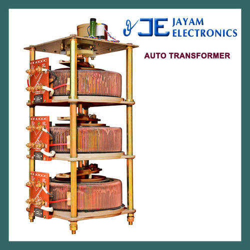 Auto Transformer 1 & 3 Phase
