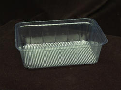 300Gms Biscuit PVC Tray