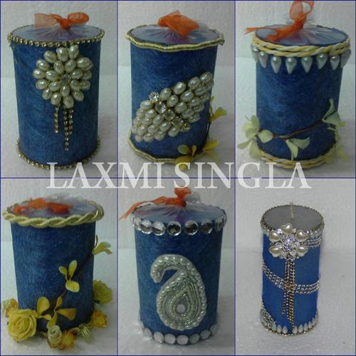 Candle Making Designs At Home