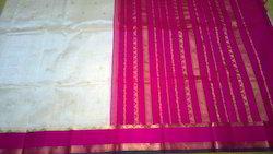 Korvai Sarees With Pure Silk Border