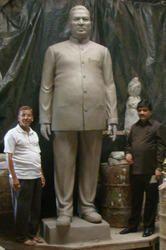 Shankar Rao Chavan Statue