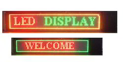 Single And Tri Colour LED Display System