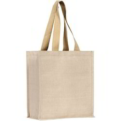 Long Handle Promotional Bag in Juco