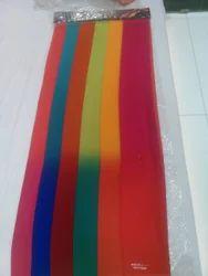 Contrast Range Shaded Chiffon Fabric