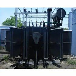 HT and LT Transformer Erection