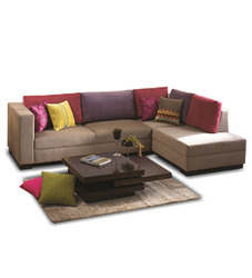 Upholstered Luxury Sofa Set