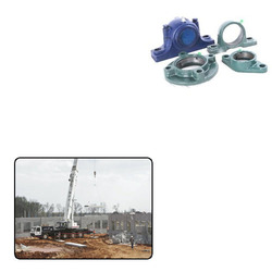 Bearing Housings for Construction Use
