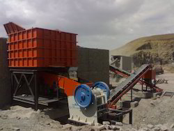 Two Stage Crusher Plant
