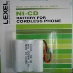 Cordless Phone (G-105) Battery