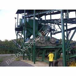 Iron Ore Crushing Unit