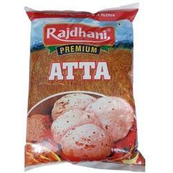 Printed Atta Packing Bags