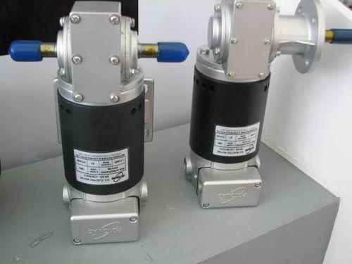 Rotomag PMDC Geared Motors
