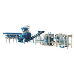 automatic brick manufacturing machine