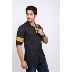 Black Mens Shirt