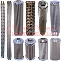 SS Wire Mesh Filter Element