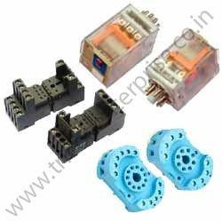 Plug In Relay & Socket