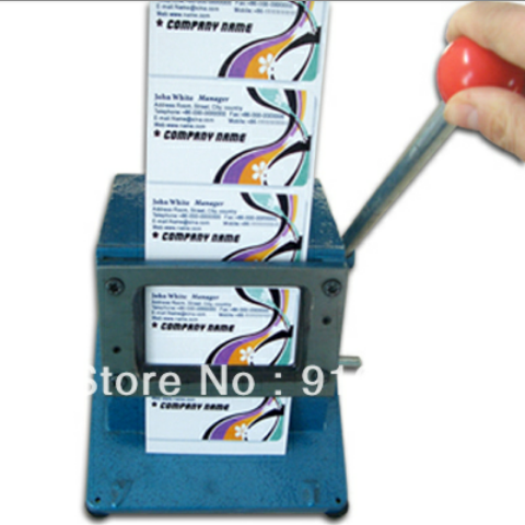 Pvc card cutter id card cutter wholesale trader from delhi id card cutter reheart Image collections