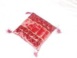 Print Velvet Floor Cushions