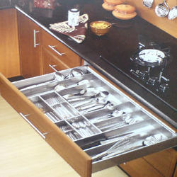 Modular Kitchen Drawer in Ahmedabad, Gujarat, India - IndiaMART