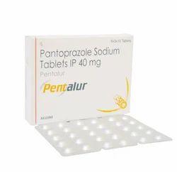 Pantoprazole 40 Mg Tablet
