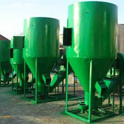 Vertical Chemical Grinding Mixer