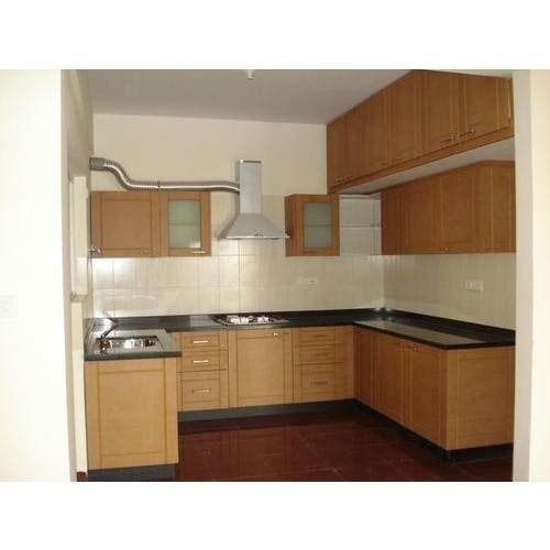 Decorative Modular Kitchen At Rs 1800 /persqft