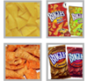 Extruded Crispy Bugles snacks production line