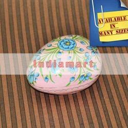 Easter Egg Shaped Box Customized Painting Pattern