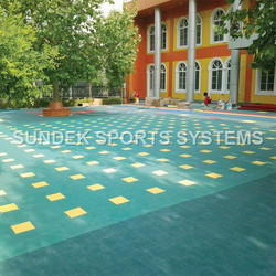 Outdoor Multipurpose Flooring