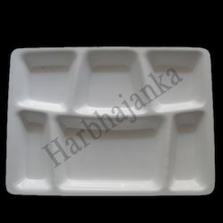 Acrylic 6 Portion Thali