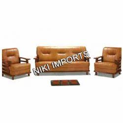 New 2255 Sofa Set - Rexine