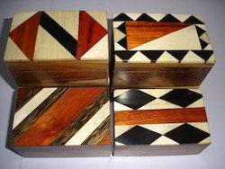 Decorative Bone Boxes In Various Sizes