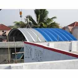 Auditoriums Roofing Sheet